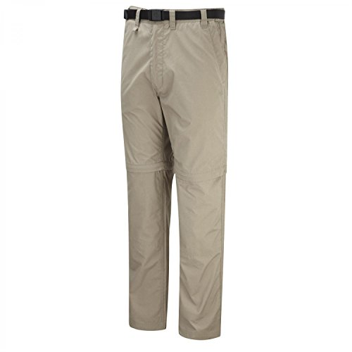 Craghoppers Men's Kiwi Convertible Trousers, Beach, - Craghoppers Co Uk