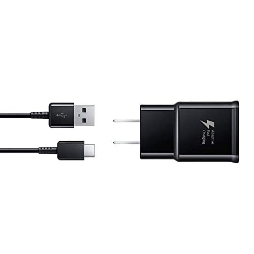 Samsung EP-TA20JBEUGUS Fast Charge USB-C 15W Wall Charger for...