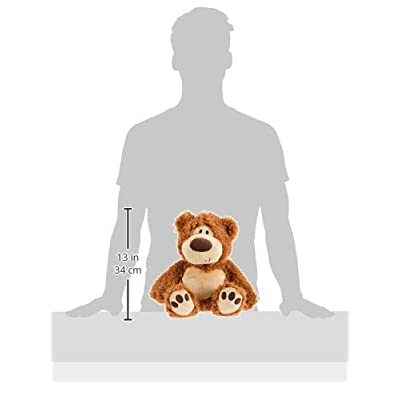 GUND Ramon Teddy Bear Stuffed Animal Plush, Tan, 18
