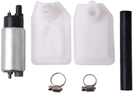 Elenxs Ignition Switch Fuel Gas Cap Lock Key Replacement for Yamaha YBR125 YBR 125 2007-2014