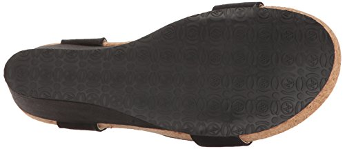 Vittadini Sueded Adrienne Black Footwear Women's Ted qH0ag