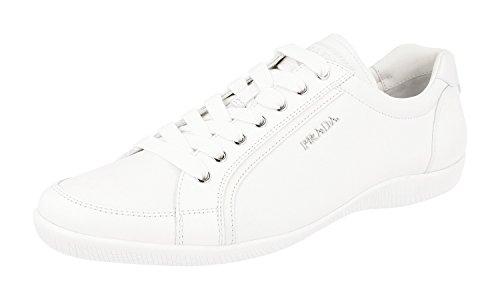 Sneaker Da Donna 3e5620 In Pelle Saffiano Prada