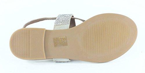 Inuovo Women's 8428 Ankle Strap Sandals, Grey (Dark Grey 16777620), 4.5 UK