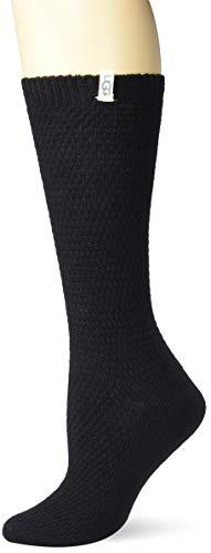 UGG Women's Classic Boot Sock, black, O/S