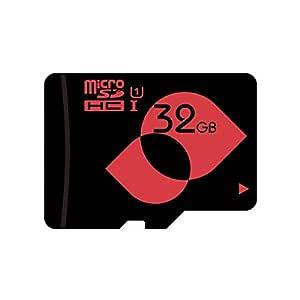 MENGMI micro SD Card 32GB SDHC Class 10 tarjeta de memoria gopro UHS-I velocidad hasta 45MB / s 32gb tf card con adaptador SD para galaxy note (32GB ...