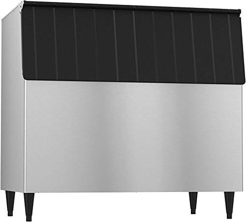 Hoshizaki B-800SF, 800 lbs of Ice Storage, Stainless Steel Exterior
