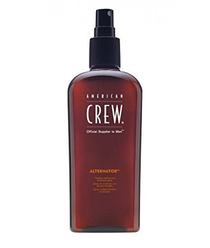 American Crew Alternator Flexible Styling and Finishing Spray 3.3 Ounce by American Crew