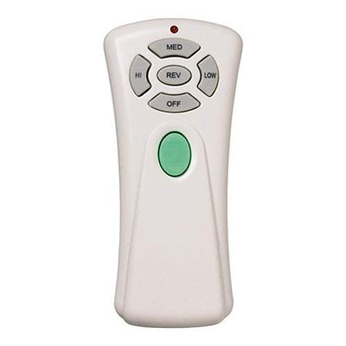 Ceiling Fan Remote CHQ7080T UC7080T Up/Dn Light and Reverse
