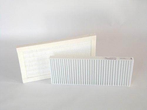 Set filtro G4 // F7 adatto per Hoval Homevent FR 180 // FRS 180 // RS 180 ZAFS-180 2 filtri