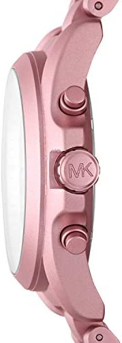 Michael Kors Bradshaw Stainless Steel 43MM Chronograph Watch 4