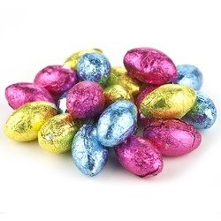 Price comparison product image Palmer Chocolate Foil Easter Eggs 1lb