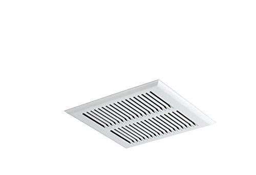 Broan A80HD Invent Single-Speed Heavy Duty Ventilation Fan with Metal Grille, 80 CFM 2.0 Sones