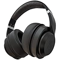TheAudioSession Debut Titanium Label in Black Headphone