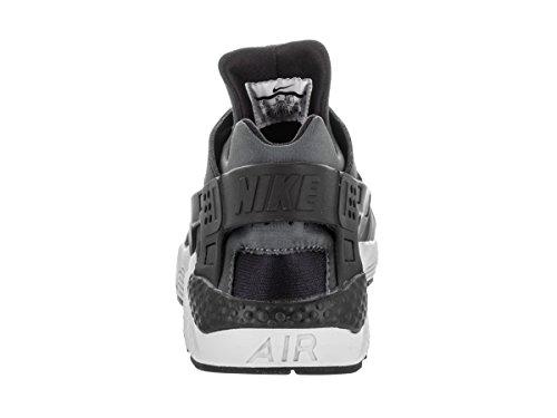 Nike Men's Air Huarache Run Prm Dark Grey/Black/Black Running Shoe 11.5 Men US Dk0TAf61Qw