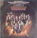 The Virtuoso Brass Of Three Great Orchestras Performing The Antiphonal Music Of Gabrielli Antiphonal Brass