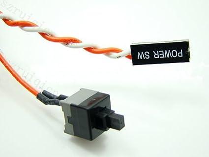 Smartcom Reset/Power Switch for Desktop, Raspberry Pi