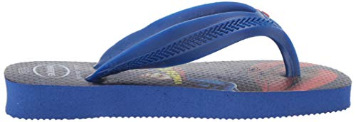 Havaianas Kid's Max Heroes Sandal Flip Flops (Toddler/Little Kid),Marine Blue,23/24 BR (9 M US Toddler) by Havaianas (Image #7)