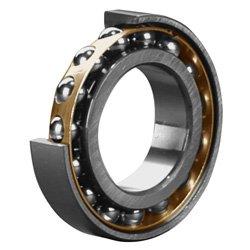 Angular Contact Ball Bearing - 60MM X 110MM X 22MM Open; 7212 BECBM (Angular Bearing Becbm Contact)