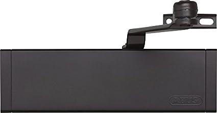 ABUS 210921 Ferme-porte Mod/èle 7603 B Import Allemagne Marron Fonc/é