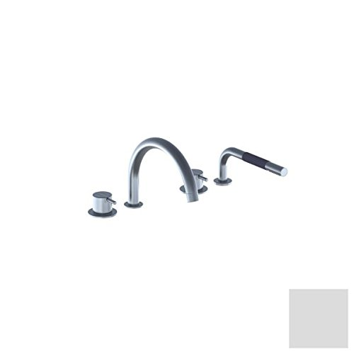 Vola SC12-16 Sc12 One-Handle Tub Mixer With Swivel Spout And Mixer (Vola Mixer)