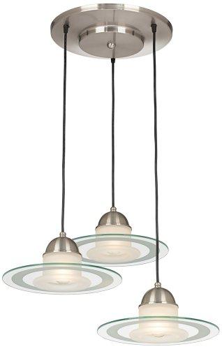 Saucer Pendant Lighting - 6