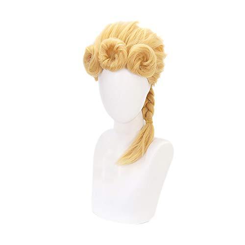 C-ZOFEK Giorno Giovanna Golden Braid Wig With