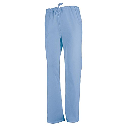 sky blue scrubs - 6