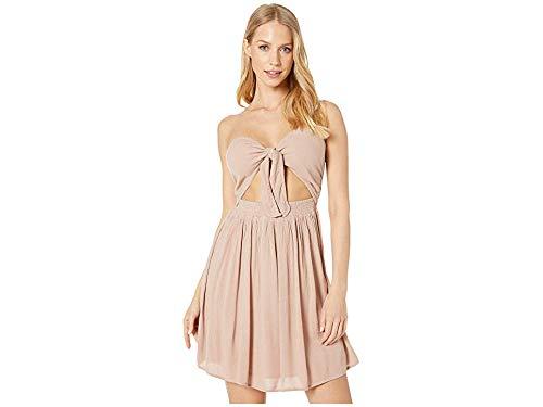 Oneill Womens Skirt - O'Neill Women's Lawrence Dress Bark X-Small