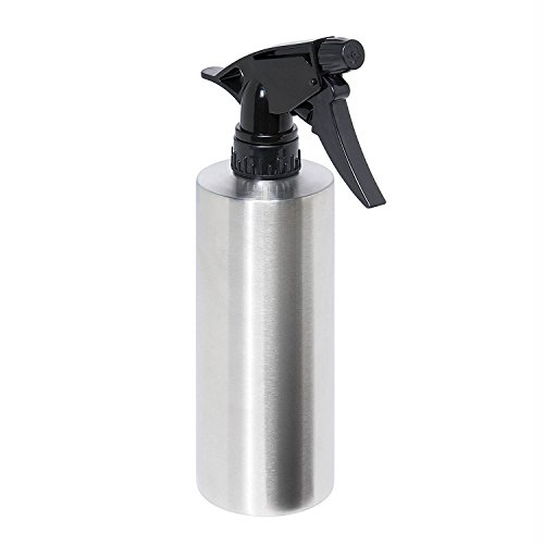 (BTMB Heavy Duty Spray Bottle Stainless Steel Watering Can for Cooking Gardening Essential Oil Blends)