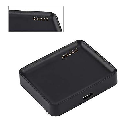 Cargador de batería Smart Watch con Cargador de batería con Cable ...