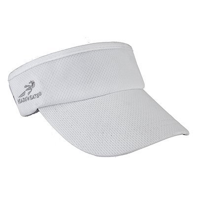Headsweats Super Duty Supervisor, One Size Fits All, White (Headsweats Sun Visor compare prices)
