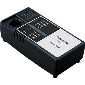 Panasonic Battery Charger, Li-Ion/Ni-MH, 3.6/2.4v