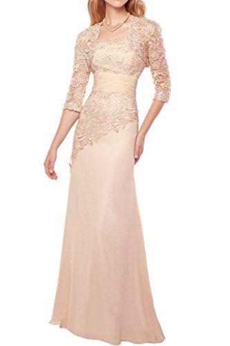 Schnitt Rosa Abendkleider Promkleider Elegant Damen Satin Lang Schmaler Charmant Hell Blau Brautmutterkleider Partykleider 7gxIp