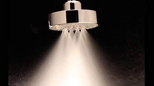 Aquieen H2Micro Round 3 Function Watersaving Mist   Rain Overhead Shower Head  H2micro 4