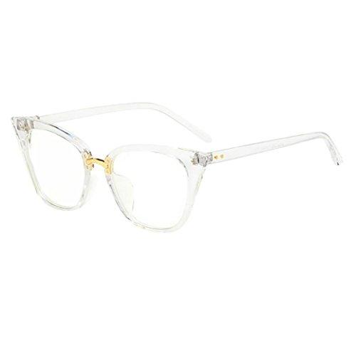 Gafas Gato con Hunpta de Unisex Delete Ojo Sol L de dI070qpw