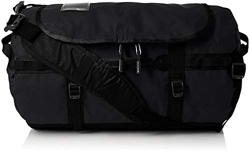 The North Face Base Camp Duffel - TNF Black Weathered Chalk Print/Weathered Black ()