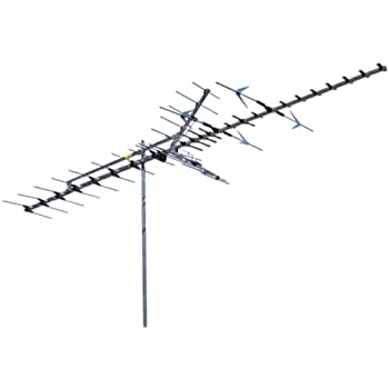 Winegard HD7698P Platinum Series Long Range Outdoor TV Antenna Digital 4K Ultra HD Ready ATSC 30 High VHF UHF