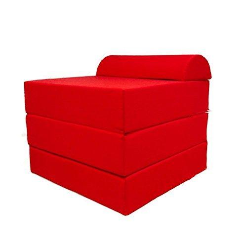 Arketicom eccezionale puff letto sleeping cube un pouf che si trasforma in un comodo letto vari - Pouf che diventa letto ikea ...
