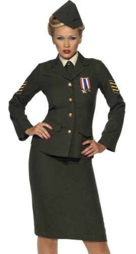 Costume ufficiale militare donna Dimensione S