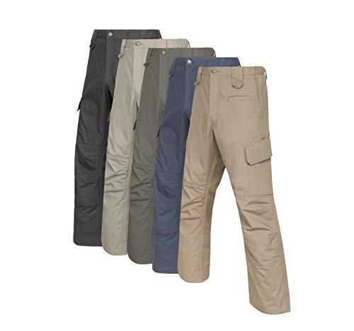 Elastic WB LA Police Gear Mens Urban Ops Tactical Cargo Pants YKK Zipper