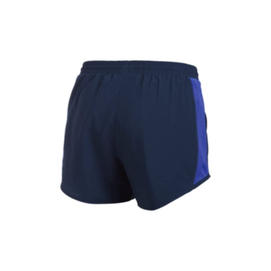 Under Armour Women's Fly By Shorts, Midnight Navy /Reflective, Small