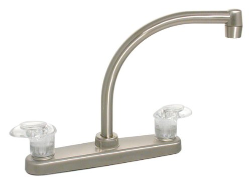 Phoenix USA R5163-I 8' Nickel Kitchen  Hi-Arc Spout Faucet