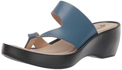 - Eastland Shoes Laurel Sandal Blue 10 M