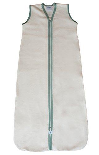 CastleWare Baby Sleeveless Fleece Sleeper Bag (LRG 12-18 Months, Moss Green) by CastleWare Baby