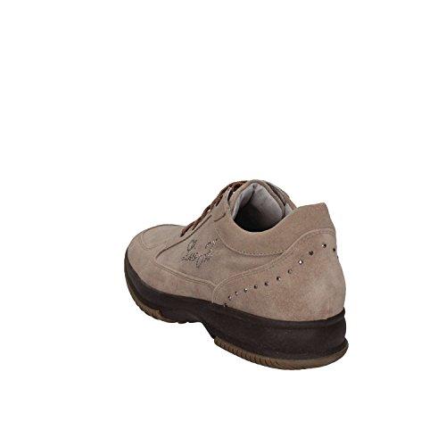 Liu Jo Girl UB20121 Sneaker Frau Beige