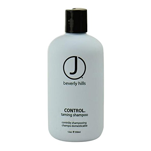 J Beverly Hills Control Taming Shampoo, 12 Ounce Beverly Hills Control Shampoo