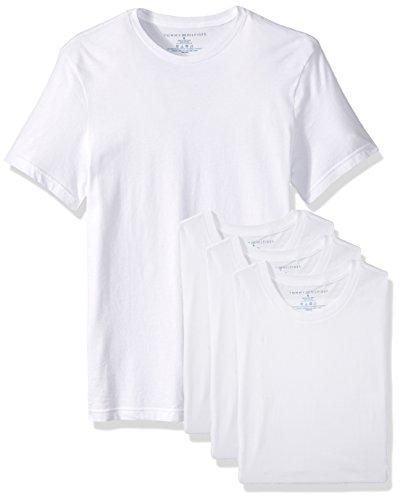 Tommy Hilfiger基础款男士纯棉圆领T恤