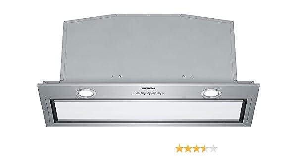 Siemens LB79585 iQ700 - Grupo filtrante , 70 x 30 cm, Color metalizado: 398.03: Amazon.es: Grandes electrodomésticos
