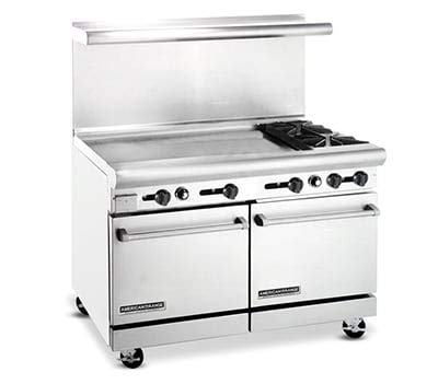 stove commercial 2burner - 5
