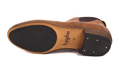 Hub haghe Stiefelette Chelsea Boots Kim tabbaco/Natrual
